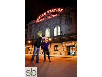 Denver Colorado /  Engagement Session AND Wedding Day Coverage