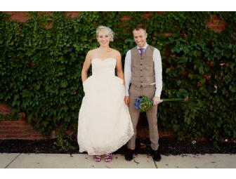 Chicago / 8 Hour Wedding Photography Package