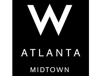 Atlanta / One Night stay at W Midtown
