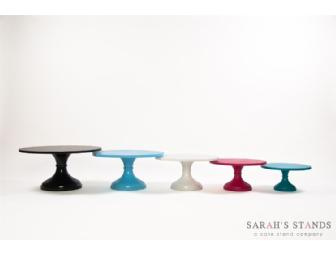 Sarah's Stands 14 Inch Round Pedestal Cake Stand