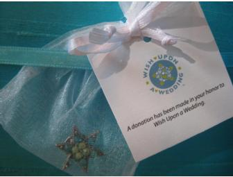 Something Blue ~ Wish Upon a Wedding's Official Wishing Star Pin