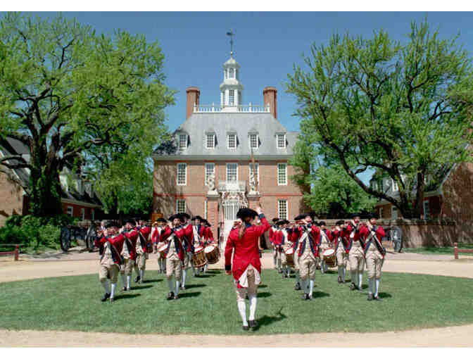 Historic Colonial Williamsburg Vacay