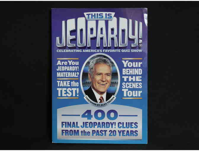 THIS IS JEOPARDY! - Photo 2