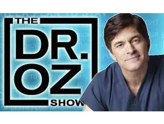 Signed Scrubs & Books from America's Doctor, Dr. Oz - Photo 1