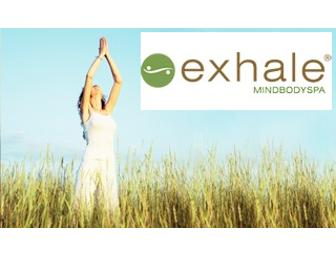 10 Mind Body Classes at Exhale Spa - Photo 1