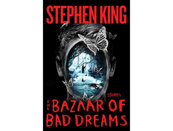The Bazaar of Bad Dreams by Stephen King