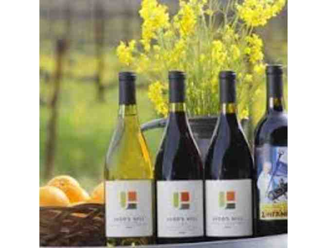 Judd's Hill Winery - Wine Tasting for Four