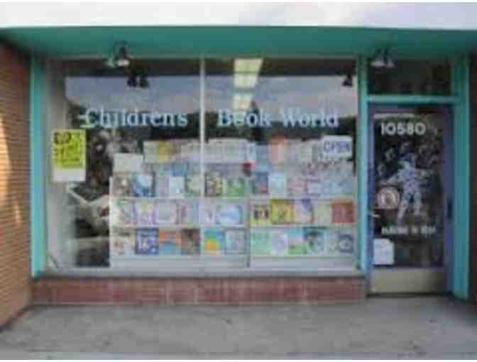 Children's Book World -  $20 Gift Certificate