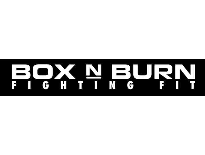 Box 'N Burn - 5 Class Pack + Free Wraps