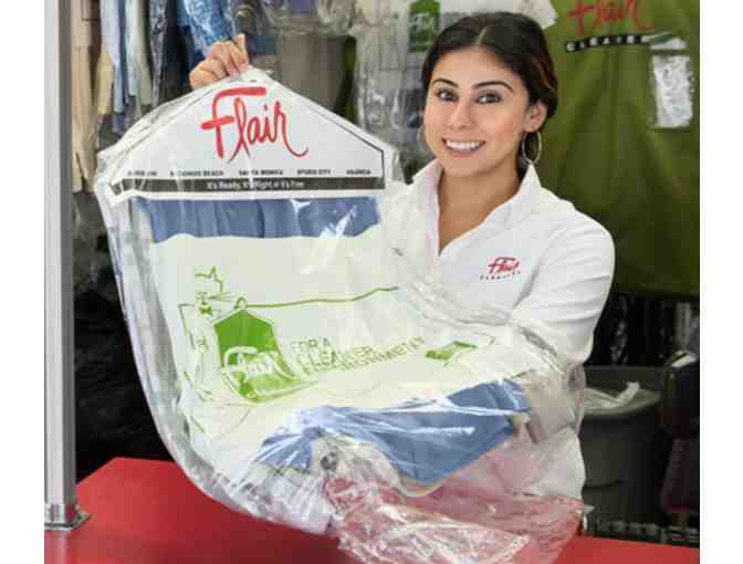 Flair Dry Cleaners - $50 Gift Card