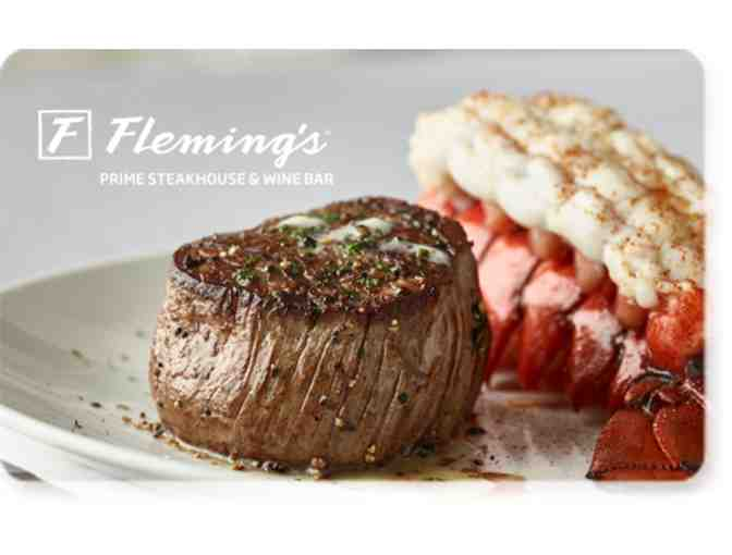 Flemings - $50 Gift Card