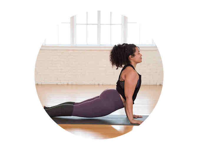 YogaWorks - One (1) Month VIP Membership