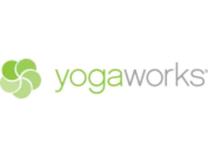 YogaWorks - One (1) Free Workshop