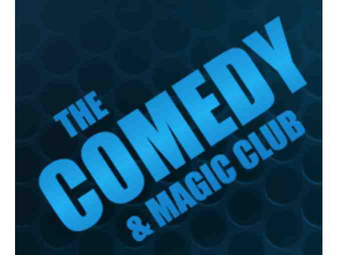 The Comedy & Magic Club - Pass for Two (2) Admissions