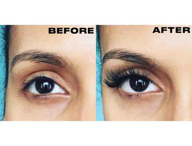 Emelash Studio - Full Set of Eyelash Extensions (cert 2) ($350 Value)