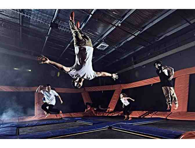 Sky Zone Trampoline Park - Four (4) 60 Minute Jump Passes ($72 Value) - Photo 1