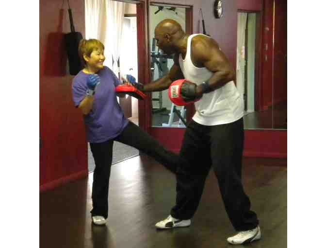 Hayward Kickboxing - One (1) Month Children's Membership ($99)
