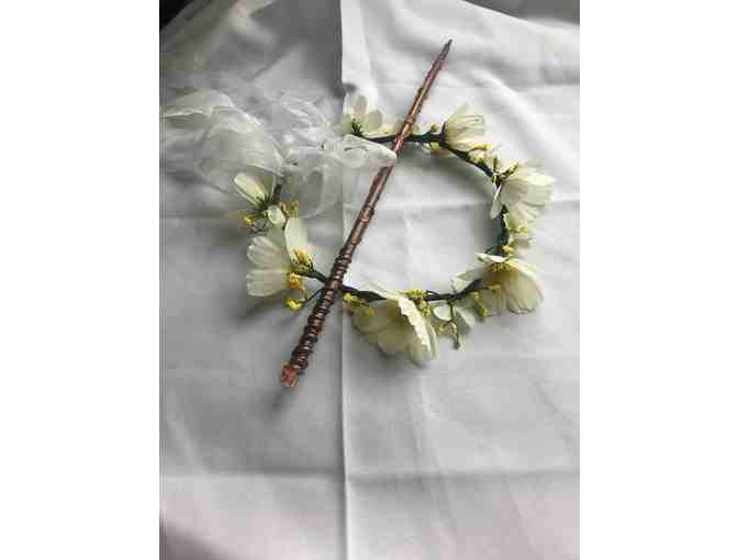 Handmade Crown & Wand (3)