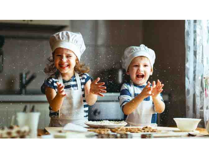 Baking and Bubbles with Amelia & Finn (2)