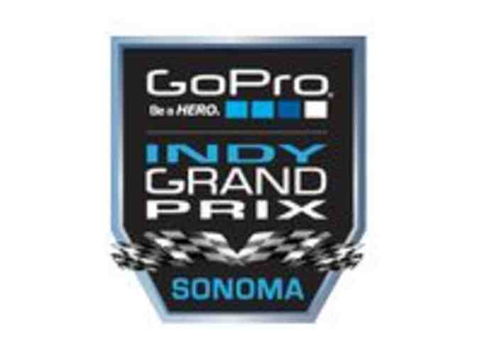 Two (2) Tickets to GoPro Grand Prix of Sonoma Verizon IndyCar Series - September 16, 2017