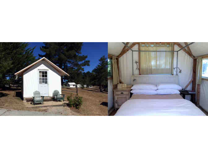 Costanoa Lodge and Camp - Two Night Stay in a Pine Village Bungalow