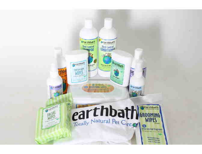 earthbath - Pet Grooming Supplies Basket