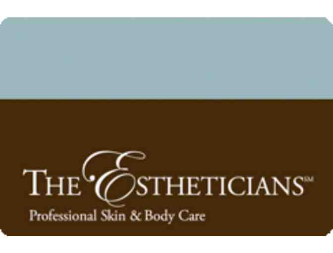 $100 Gift Card to the The Estheticians - San Mateo