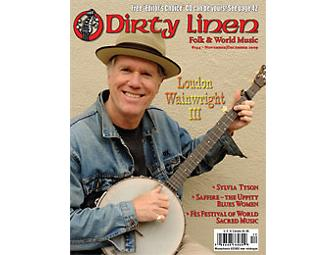 Detour Fans...Get Your Dirty Linen Magazine Archive!