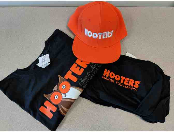 Hooters Package - Hooters - Bloomington, IL