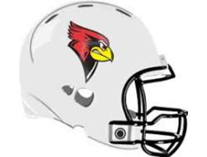 (4) Football tickets - Illinois State Redbirds - Normal, Il