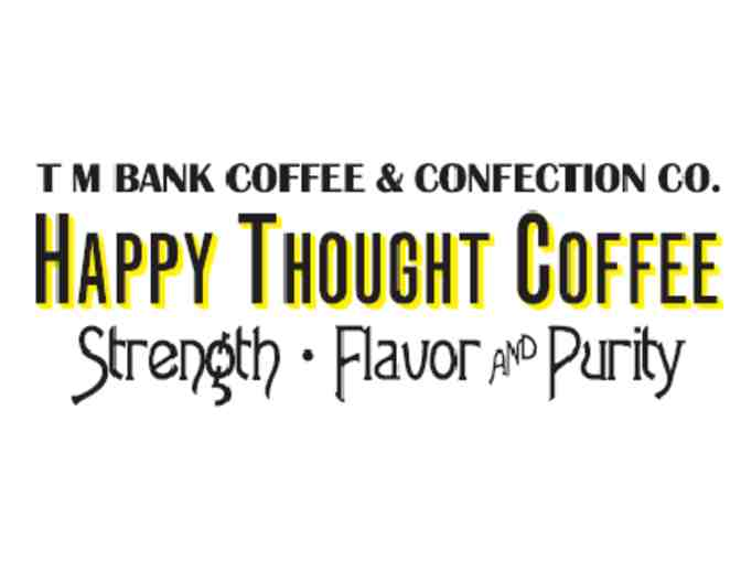 Gift Certificate - Happy Thoughts Coffee - Chillicothe, Il