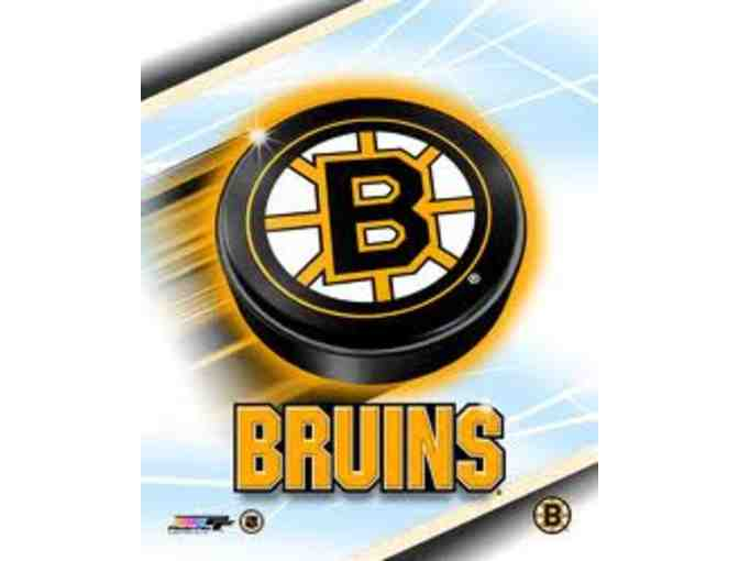 Two Bruins Tickets vs. Philadelphi Flyers; Saturday Game @ 1pm!