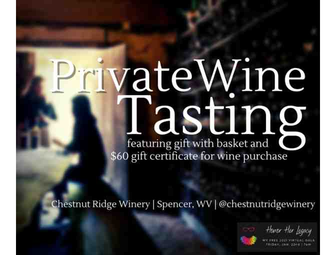Wine Tasting and Gift Certificate at Chestnut Ridge Winery - Photo 1
