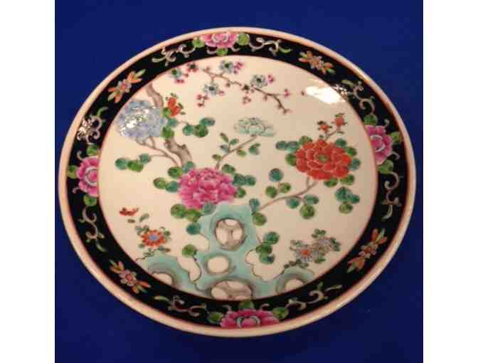 Chinaware Plate from the Mid 20th Century - Estella Surgick