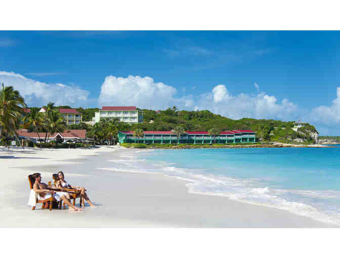 7 Night Antigua Vacation ADULTS ONLY