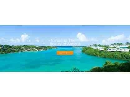 7 Night Antigua Vacation Option 2