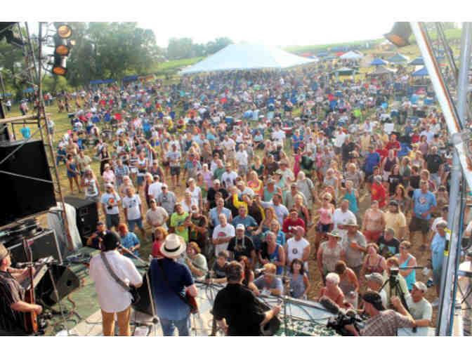 Briggs Farm Blues Festival, ThreeDay Concert and Camping Pass