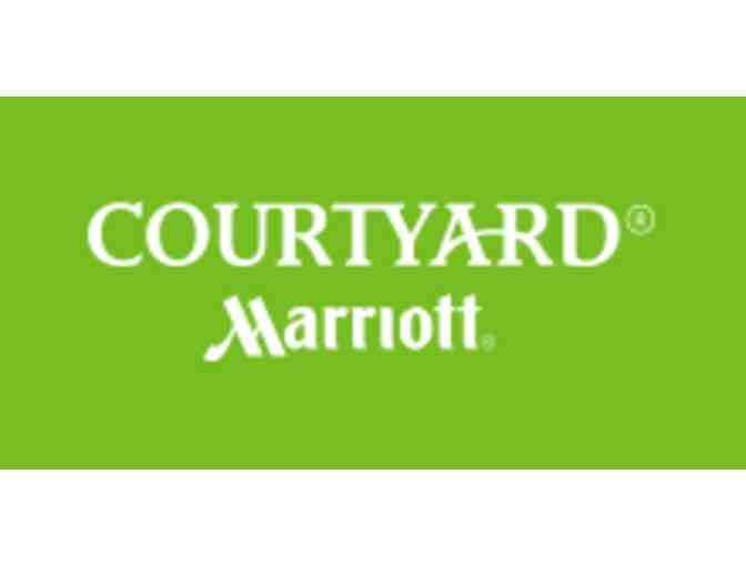 Complimentary One Night Stay - Courtyard by Marriott Philadelphia South