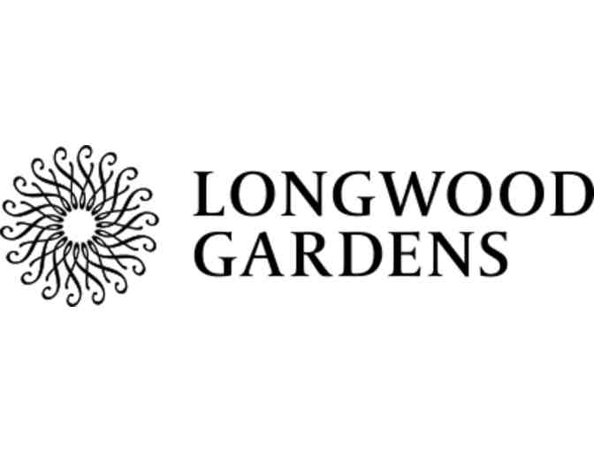 Two Admission Tickets - Longwood Gardens