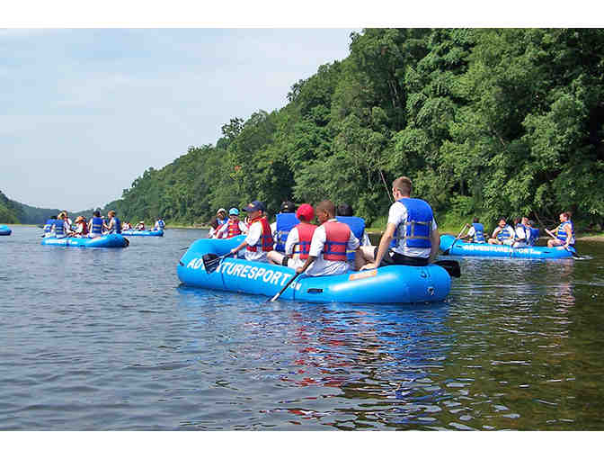 Canoe Or Raft Trip Gift Certificate - Adventure Sports