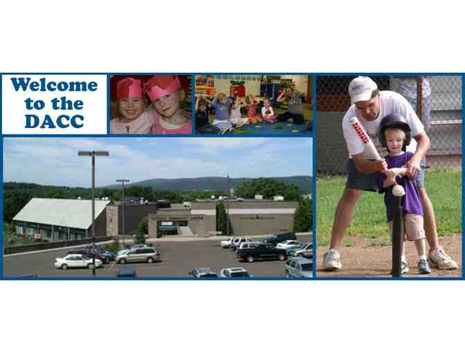 Six Month Family Membership to The Danville Area Community Center