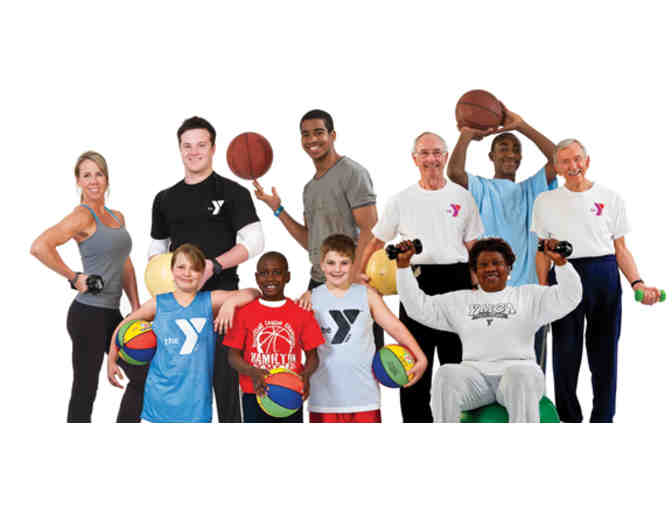 6 Month Adult Membership to the Greater Susquehanna Valley YMCA