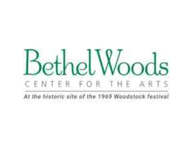 2 Tickets - CRAFT: Beer, Spirits & Food Festival at Bethel Woods Center For the Arts