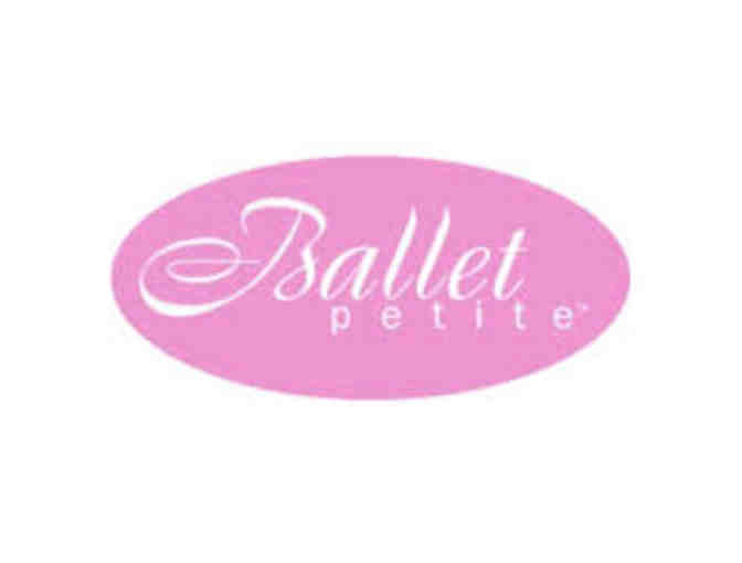 Ballet Petite - Gift Basket and $50 Gift Card