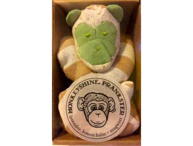 Herbal Animal Eye Pillow - Monkey Shine