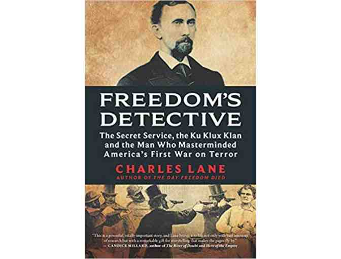 'Freedom's Detective' by Charles Lane