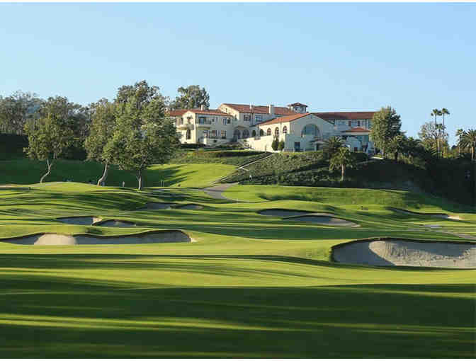 THREE AND DEAN on the GREEN: Golf with Dean Factor at The Riviera Country Club