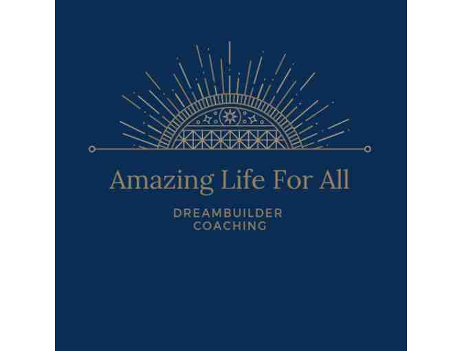 1:1 Dream Builder Coaching (12 week series) with Amy Wieczorek