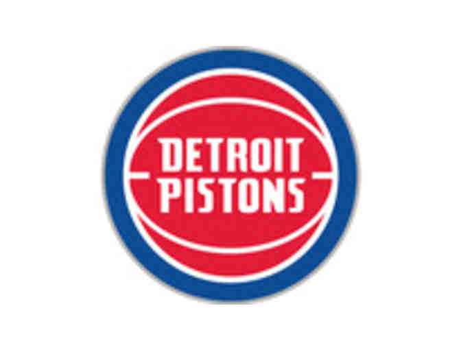4 Lower Bowl Tickets to Detroit Pistons vs LA Lakers in Michigan