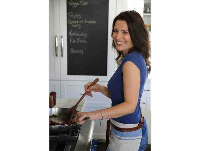 Cooking Class for Ten with Chef Pamela Salzman